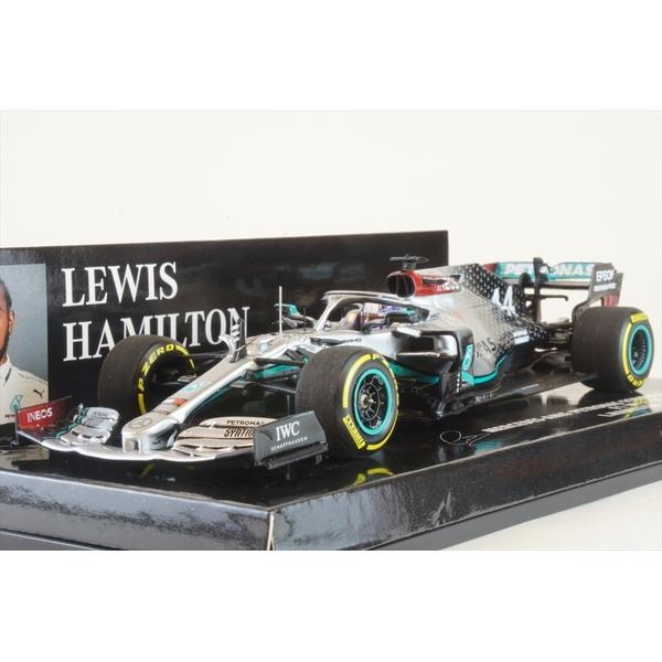 ミニチャンプス 1/43 メルセデス AMG ペトロナス F1 W11 EQ パフォーマンス ローンチ・スペック 2020 F1 L.ハミルトン 完成品ミニカー 410200044