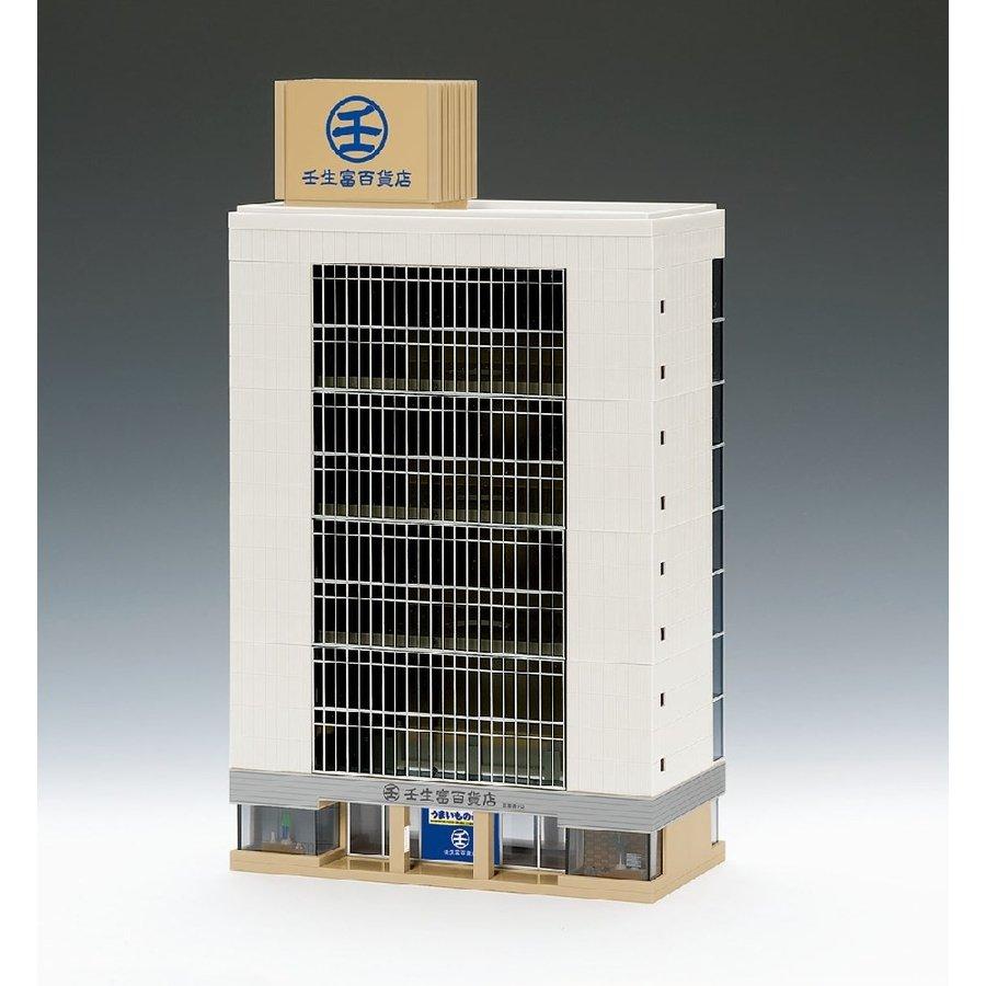 トミックス Nゲージ 総合ビル(ホワイト) 鉄道模型パーツ 4218
