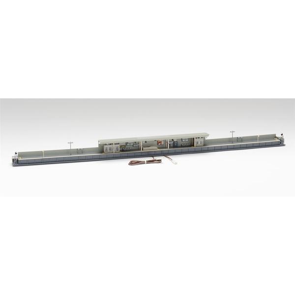 トミックス Nゲージ 対向式ホームセット(都市型)照明付 鉄道模型パーツ 4285