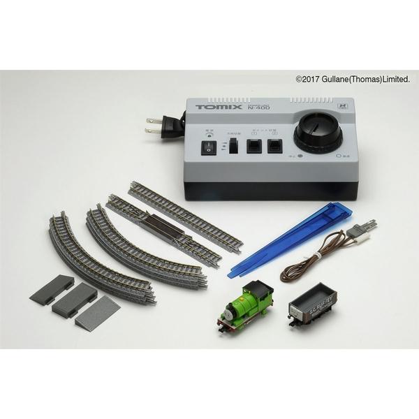 トミックス Nゲージ きかんしゃパーシーセット 鉄道模型 93707