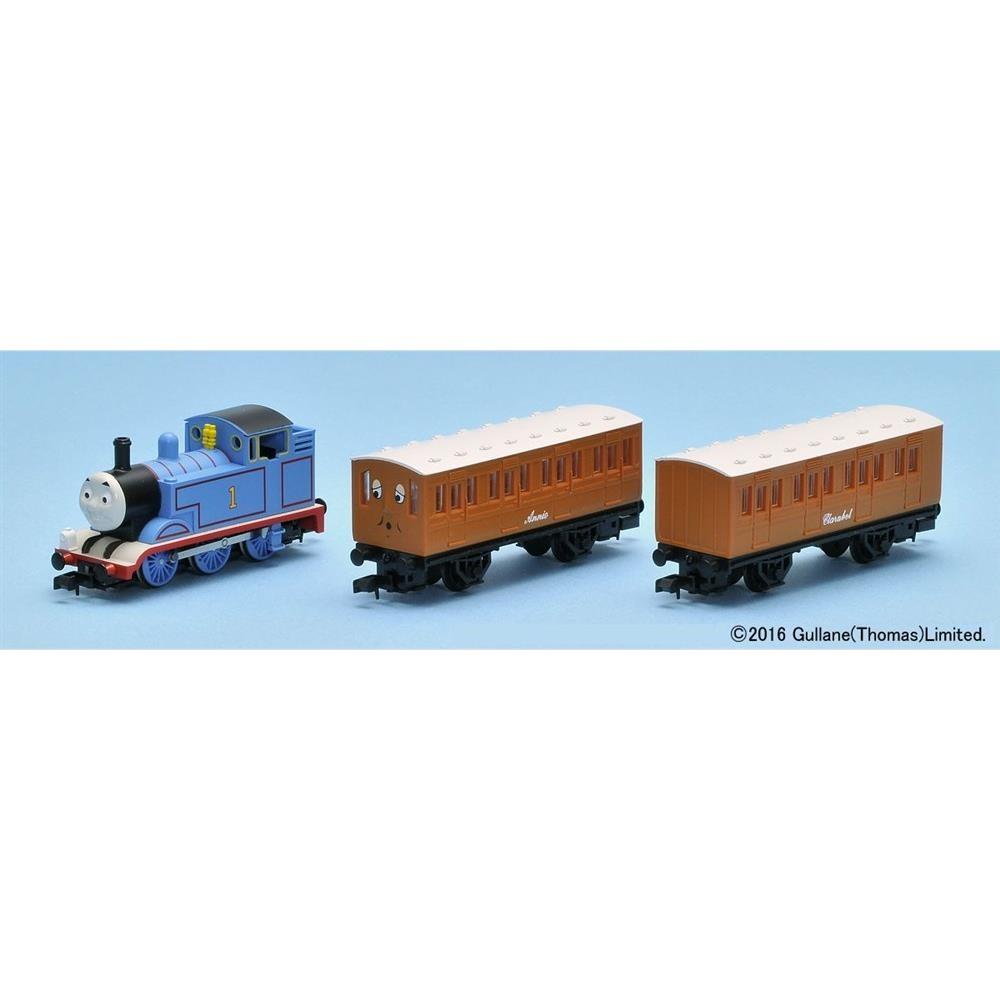 トミックス Nゲージ きかんしゃトーマス車両セット(3両) 鉄道模型 93810