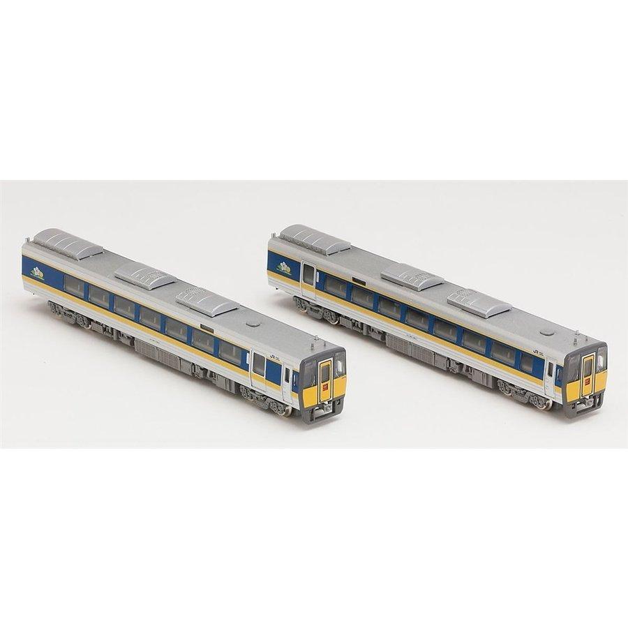 トミックス Nゲージ JR キハ187-500系特急ディーゼルカー(スーパーいなば)セット 鉄道模型 98011