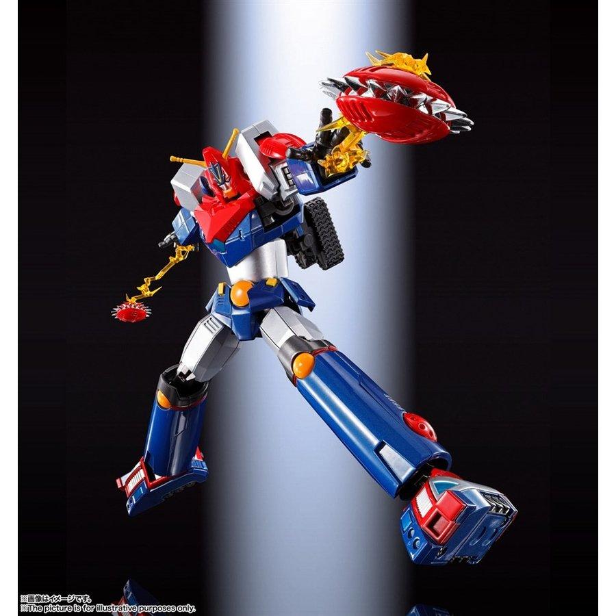 バンダイ 超合金魂 GX-90 超電磁ロボ コン・バトラーV F.A. フィギュア 4573102551955