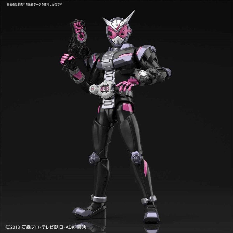 バンダイ Figure-rise Standard 仮面ライダージオウ 「仮面ライダージオウ」より プラモデル 5056762