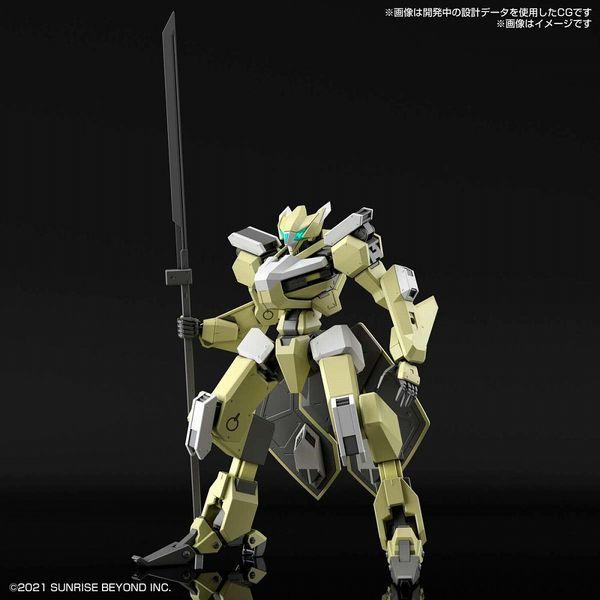 【12月予約】バンダイ HG メイレスレイキ 「境界戦機」より キャラクタープラモデル 5062950