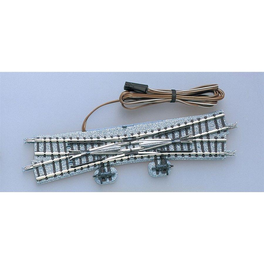 トミーテック Nゲージ ファイントラック 電動ダブルスリップポイントN-PXL140-15(F) 鉄道模型パーツ 1246 鉄道模型パーツ 1246