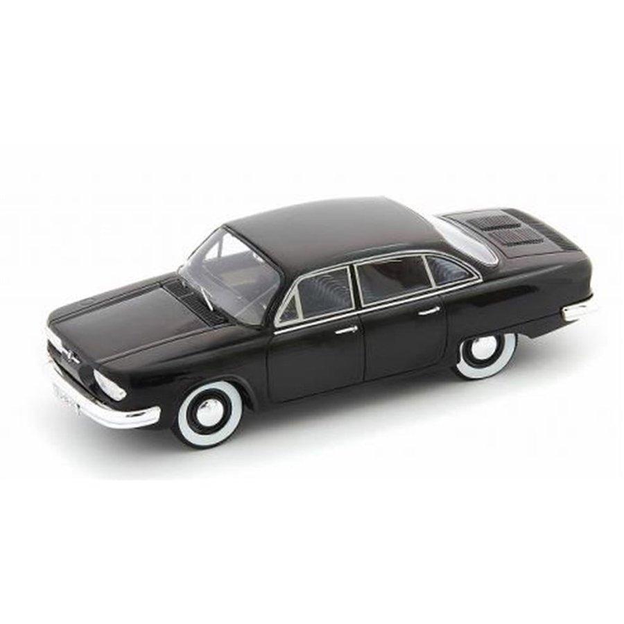 オートカルト 1/43 タトラ 603A protoタイプ 1961 ブラック 完成品ミニカー 06023