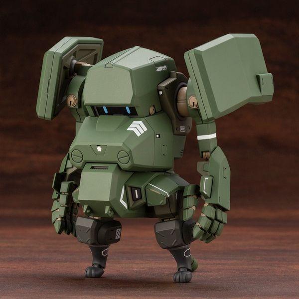 【10月予約】コトブキヤ 1/35 陸上自衛隊07式-III型戦車 なっちん キャラクタープラモデル KP551