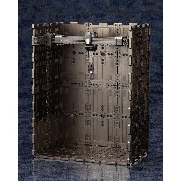 【9月予約】コトブキヤ 1/24 ブロックベース04 DXアーセナルグリッド 「ヘキサギア」より 模型用グッズ HG083
