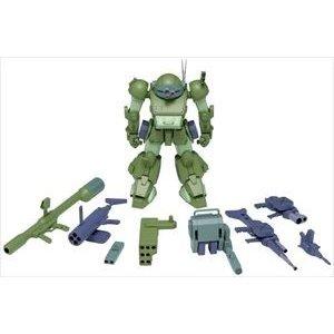 ウェーブ 1/35 スコープドッグ ターボカスタム (PS版) 「装甲騎兵ボトムズ」より キャラクタープラモデル BK-222