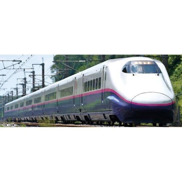 【8月予約】KATO Nゲージ E2系1000番台新幹線 「やまびこ・とき」 6両基本セット 鉄道模型 10-1718