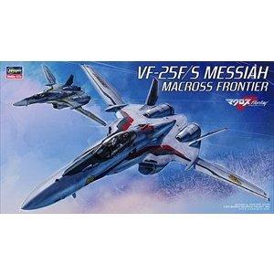 ハセガワ 1/72 VF-25F/S メサイア 「マクロスF」より キャラクタープラモデル 24
