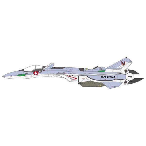 """【8月予約】ハセガワ 1/48 VF-19A""""VF-X レイブンズ"""" 「マクロス VF-X2」より キャラクタープラモデル 65873"""