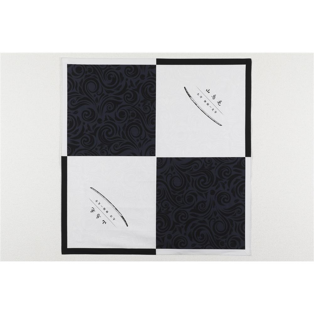 ホビージャパン 刀剣風呂敷「山鳥毛」【同梱種別A】 4981932057866
