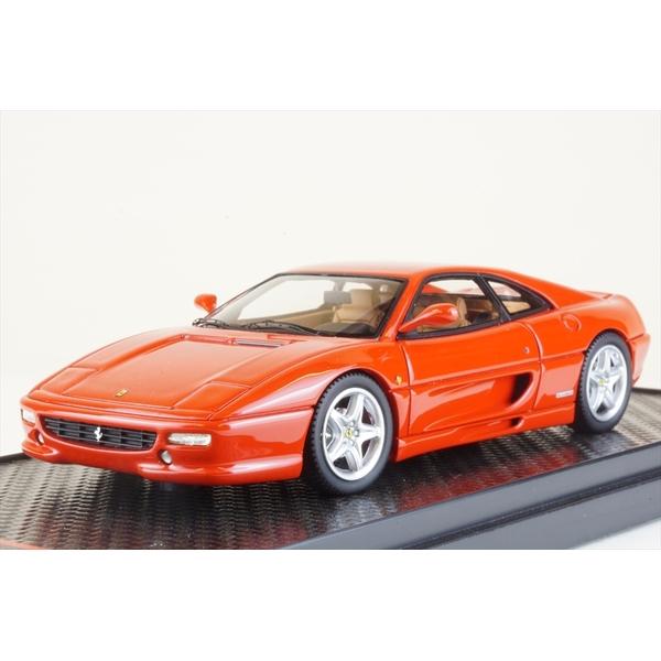 BBR 1/43 フェラーリ 355 ベルリネッタ 1994 ロッソコルサ 完成品ミニカー BBRC09A