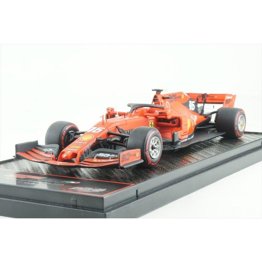 BBR 1/43 フェラーリ SF90 2019 F1 オーストラリアGP C.ルクレール 完成品ミニカー BBRC225B