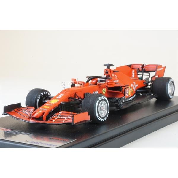 ルックスマート 1/43 スクーデリア フェラーリ SF1000 No.5 2020 F1 オーストリアGP S.ベッテル 完成品ミニカー LSF1030