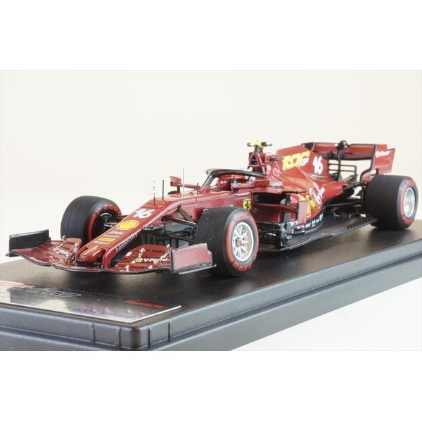 ルックスマート 1/43 スクーデリア フェラーリ SF1000 No.16 スクーデリア フェラーリ 2020 F1 トスカーナGP C.ルクレール 完成品ミニカー LSF1031