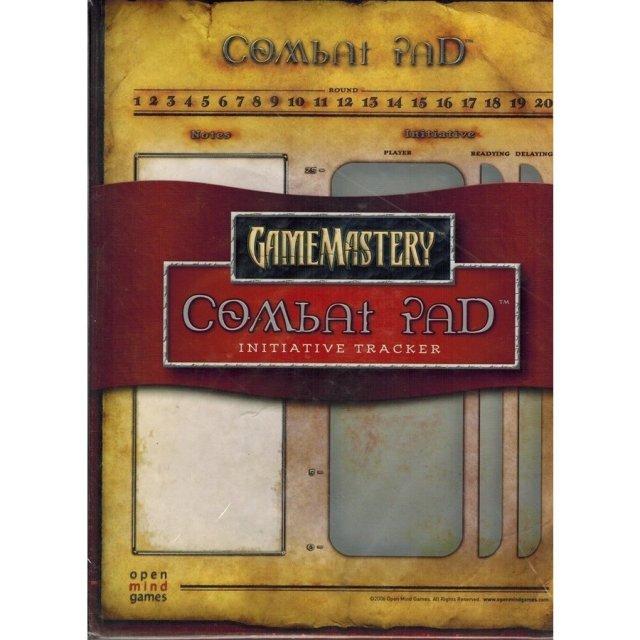 openmindgames ゲームマスタリー コンバットパッド 英語版 アナログゲーム 0094922615923