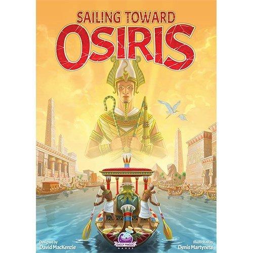 ホビージャパン オシリスへの船出 ボードゲーム 0602573043684