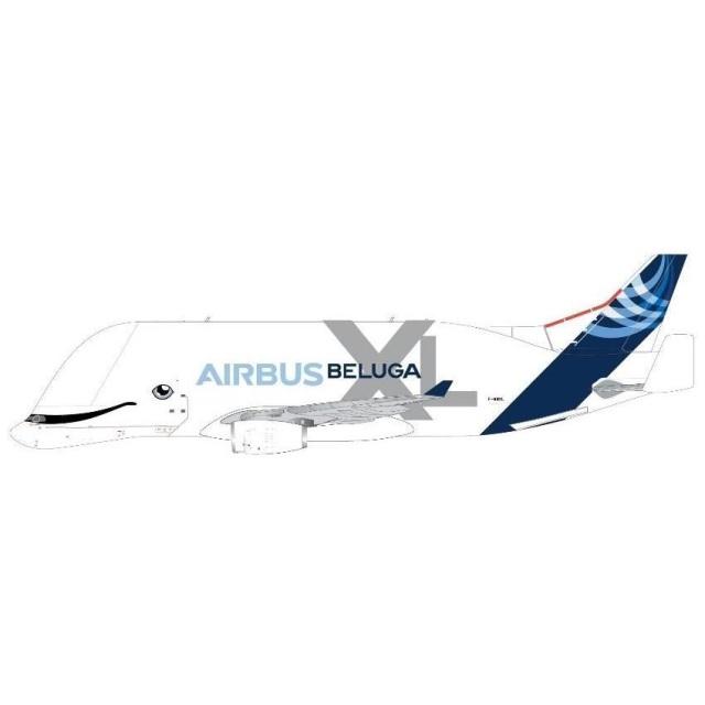 ジェミニ200 1/200 A330-743L エアバスベルーガXL F-WBXL 差替開閉式 完成品モデル G2AIR927