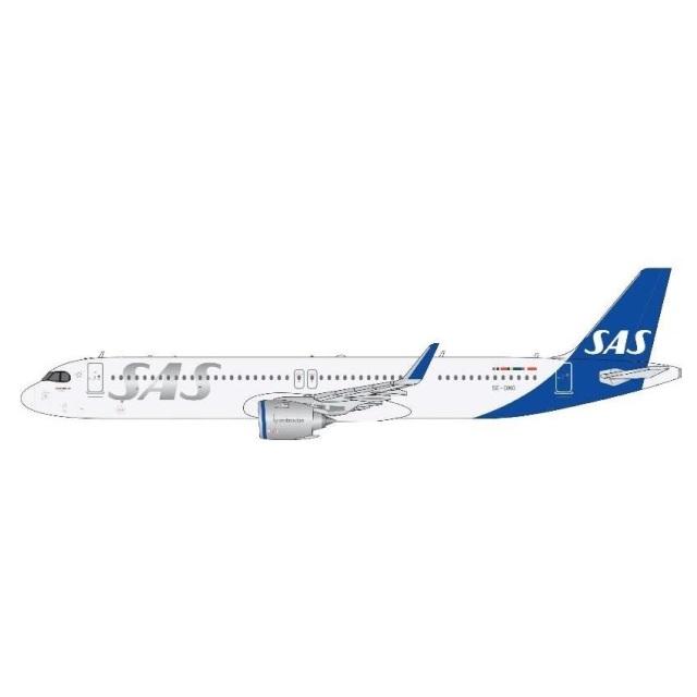 ジェミニジェット 1/400 A321neo SAS スカンジナビア航空 SE-DMO 完成品モデル GJSAS1944