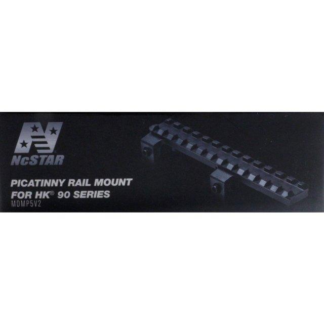 NCスター エアガン MP5 ピカティニレイルマウント Gen2 トイガンパーツ 0848754007438
