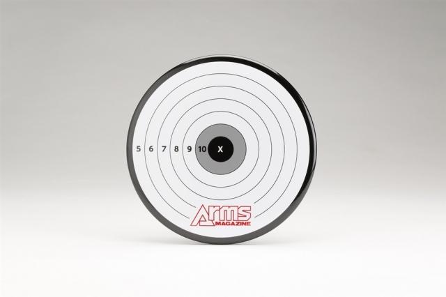 アームズマガジンターゲット缶バッジ【同梱種別A】 ホビージャパン製品 AM2001