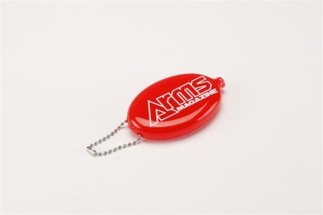 アームズマガジン ラバーコインケース【同梱種別A】 ホビージャパン製品 AM2006