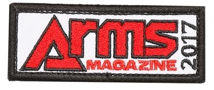 アームズマガジンオリジナルパッチ2017【同梱種別A】 ホビージャパン製品 AM2010