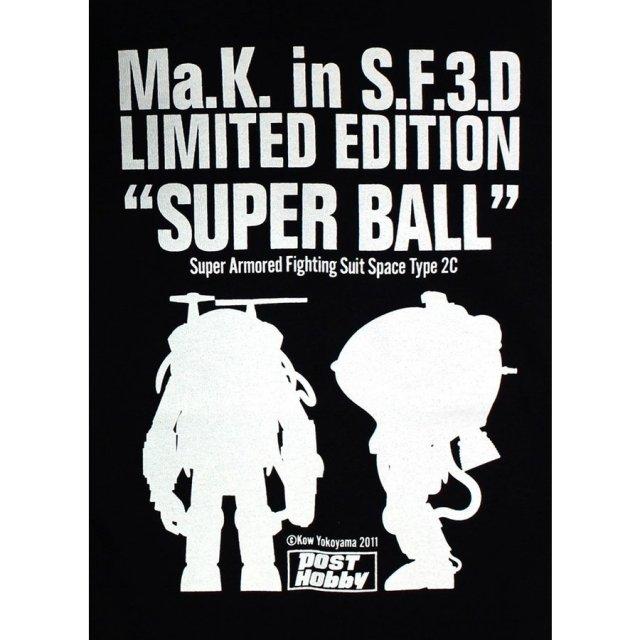 ホビージャパン Ma.k. in SF3D Tシャツ Mサイズ 「マシーネンクリーガー」より 104000014000