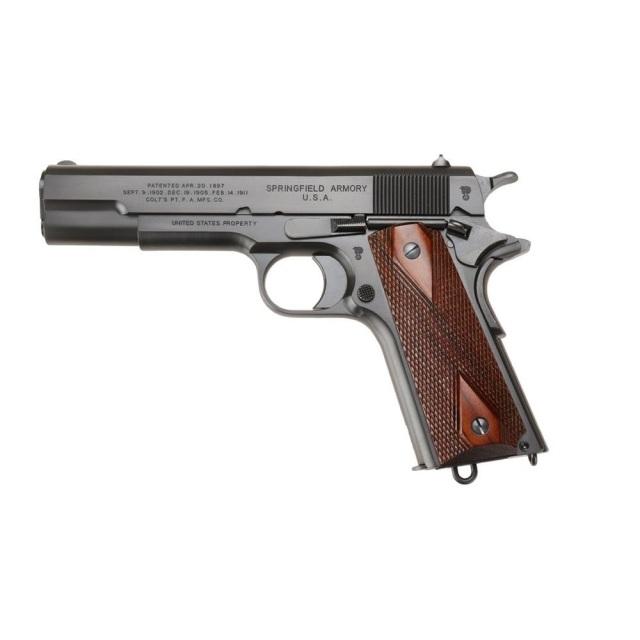 六研/エラン スプリングフィールド M1911 N.R.A.DUOブローバック モデルガン 109006100000