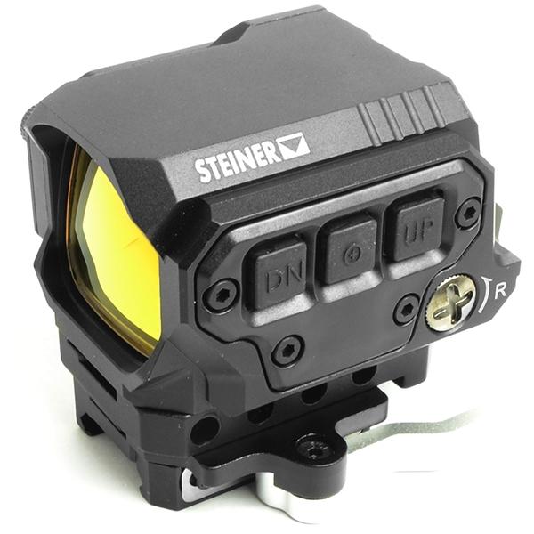 CB STEINER R1Xタイプ リフレックス レッドドットサイト ブラック トイガンパーツ KW-RD-133-BK