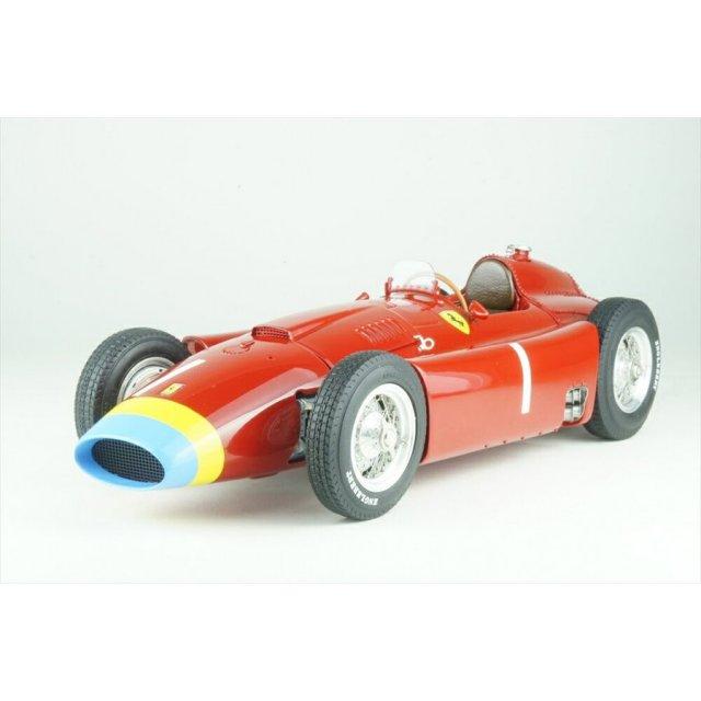 CMC 1/18 フェラーリ D50 ロングノーズ No.1 1956 F1 ドイツGP 完成品ミニカー M-181