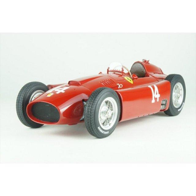 CMC 1/18 フェラーリ D50 No.14 1956 F1 フランスGP 完成品ミニカー M-182