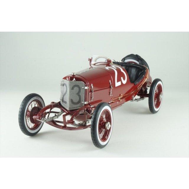 CMC 1/18 メルセデス・ベンツ No.23 1924 タルガ・フローリオ レッド 完成品ミニカー M-186