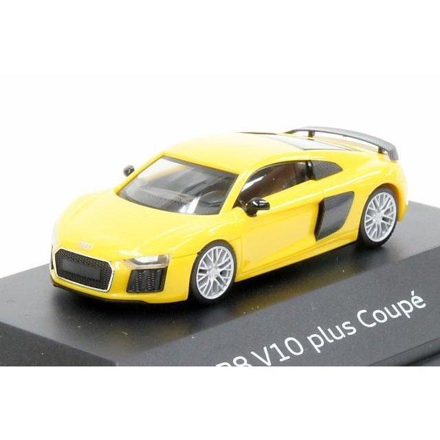 アウディ特注/ヘルパ・コレクション Audi/herpa collection (5011518412) 1/87 アウディ R8 V10 プラス クーペ ベガスイエロー