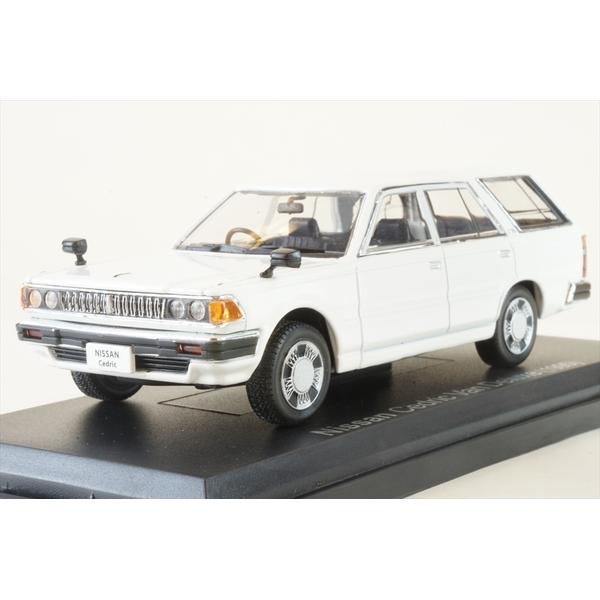 ノレブ J 1/43 ニッサン セドリック バン デラックス 1995 ホワイト 完成品ミニカー 420174
