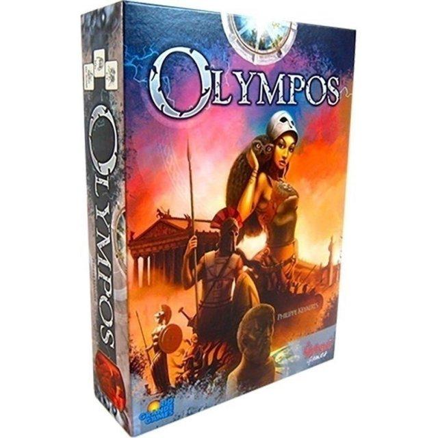 ホビージャパン オリンポス(OLYMPOS)多言語版【取寄対応】 ボードゲーム 3558380011798