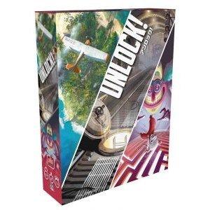 ホビージャパン アンロック! 日本語版 ボードゲーム 3558380044833
