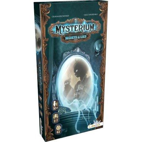 ホビージャパン ミステリウム:秘密と嘘 多言語版 ボードゲーム 3558380047261