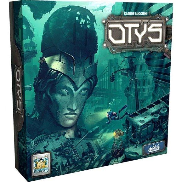 ホビージャパン OTYS 日本語版 ボードゲーム 3558380050414