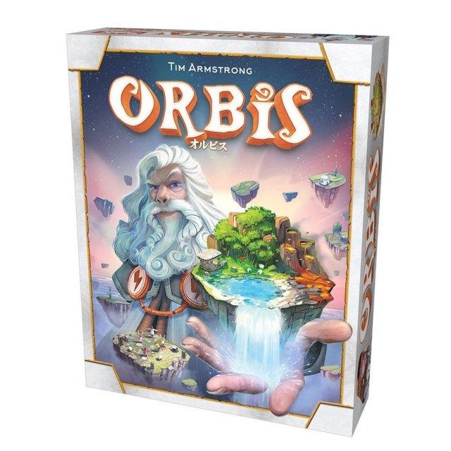 ホビージャパン ORBIS (オルビス) 日本語版 ボードゲーム 3558380059868