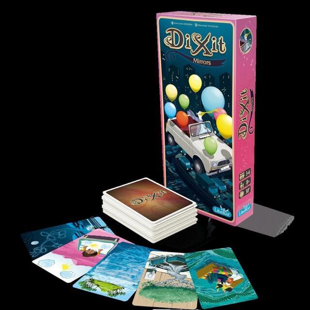 ホビージャパン ディクシットミラーズ 多言語版 アナログゲーム 3558380079453