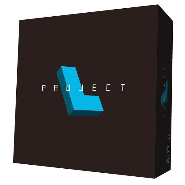 【5月予約】ホビージャパン プロジェクトL 多言語版 アナログゲーム 3558380085522