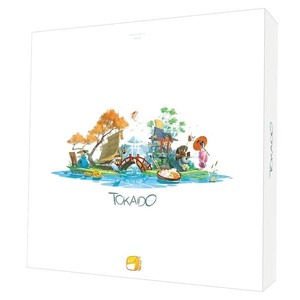 【8月予約】ホビージャパン 東海道 日本語版 アナログゲーム 3770019647158