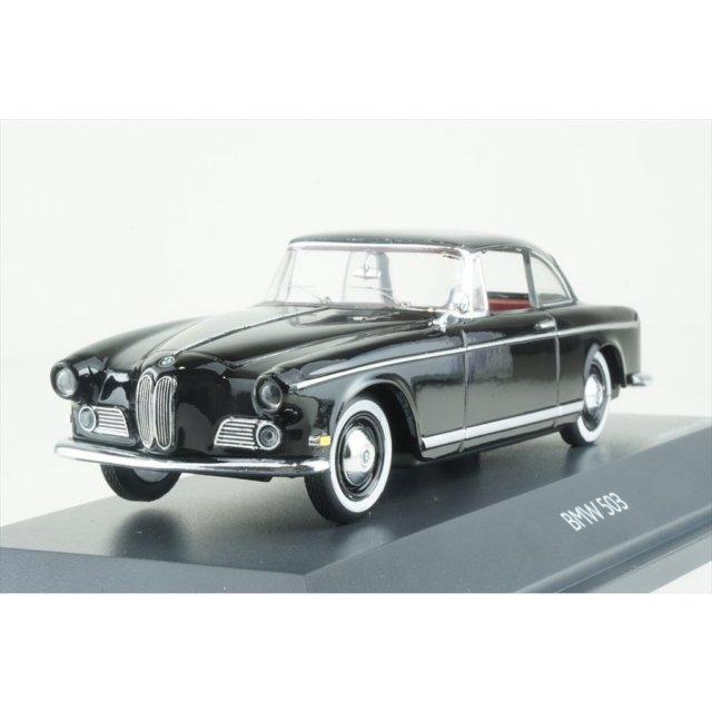 シュコー 1/43 BMW 503 ブラック 完成品ミニカー 450218900