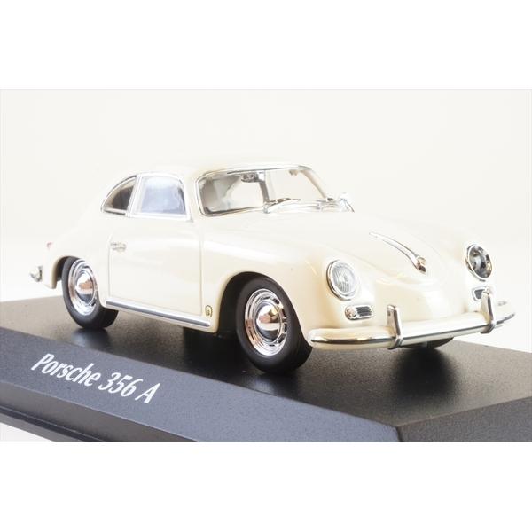 マキシチャンプス 1/43 ポルシェ 356 A クーペ 1959 アイボリー 完成品ミニカー 940064221