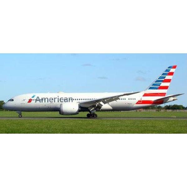 【7月予約】ヘルパウイングス 1/500 787-8 アメリカン航空 N816AA 完成品モデル HE527606-001