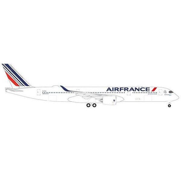 """【9月予約】ヘルパウイングス 1/500 A350-900 エールフランス F-HTYC """"Saint Denis de La Reunion"""" 完成品モデル HE533478-001"""